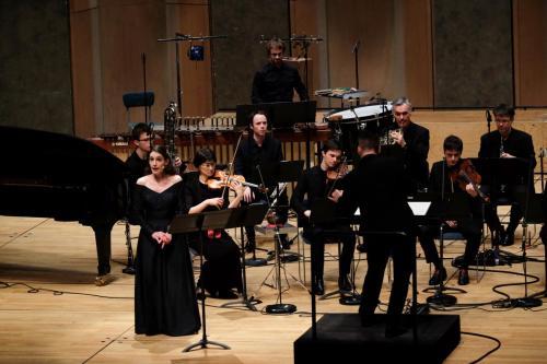 Vito Zuraj, UbuquitéMatthias Pintscher, E.I.C.Philharmonie de Paris