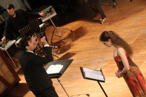 Festival MITO 2015 (2)Boulez, Improvisations MallarméBruno Mantovani, E.I.C.