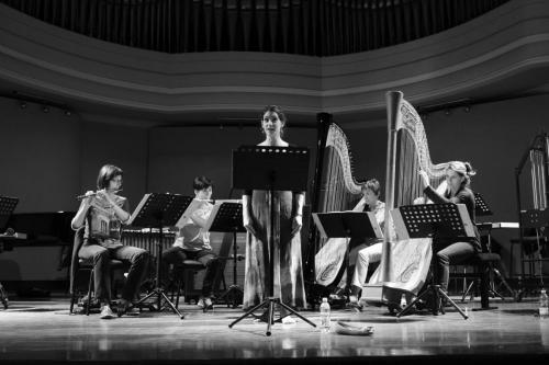MITO2015@JeanRadel (10)Debussy, Chansons de BilitisE.I.C.